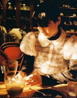 【エンタがビタミン♪】杉咲花が橋本愛を「きれい」激写 幻想的すぎる姿に「全てが美しい」の声