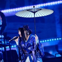 【エンタがビタミン♪】和楽器バンド・鈴華ゆう子『出雲大社奉納公演』で和歌を奉納 「やるしかない」