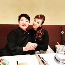 """【エンタがビタミン♪】神田うの、泉ピン子との""""母娘""""ショット公開 「やんちゃな私をよく可愛がって下さいました」"""