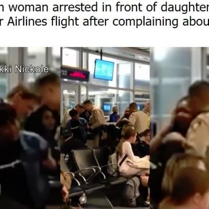 【海外発!Breaking News】汚れた座席への苦情で逮捕された乗客 「悪いのはフロンティア航空」と訴訟へ(米)<動画あり>