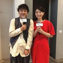 【エンタがビタミン♪】石田ゆり子&ムロツヨシ 「ガチで結婚して!」の声あがるも「ムロさんには戸田恵梨香さん」