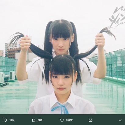 【エンタがビタミン♪】イコラブによる「媚びない」女子高生のパンクロック 『いらない ツインテール』MV公開