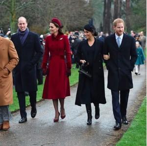 【イタすぎるセレブ達】ウィリアム王子夫妻とヘンリー王子夫妻、共同で新プロジェクトを始動