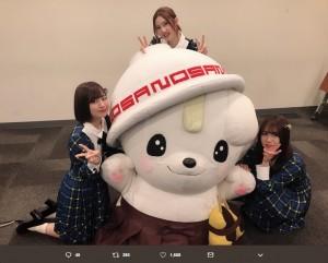 【エンタがビタミン♪】SKE48×さのまる『佐野ブランド』パンフ撮影に松村香織がぼやき「わいが居なくなって…」