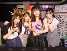 """【エンタがビタミン♪】SKE48""""卒業""""したはずの松村香織 「契約解除届け出してない」発言に反響"""