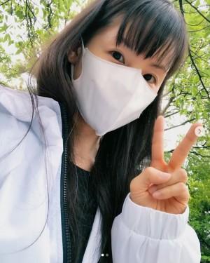 【エンタがビタミン♪】小西真奈美のマスク姿に「顔小っさ!」驚きの声 マンボウやしろとの並びで検証すると…