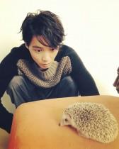 """【エンタがビタミン♪】『きのう何食べた?』磯村勇斗の""""針ネズミ""""との縁に「これは何かの運命でしょうか」"""