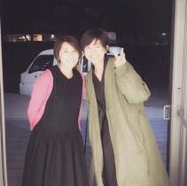 【エンタがビタミン♪】漫画家・ひうらさとる 『ゾンみつ』主演女優・石橋菜津美と遭遇「こんな近所で…」と感激