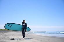 【エンタがビタミン♪】工藤静香、2年ぶりのサーフィンで「もうサーファーとは言えない、チョイファーな私」