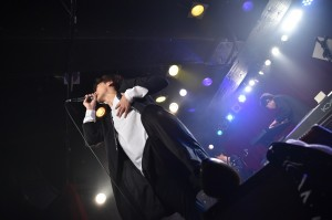 MISSION「1st Mini Album 『ONE-NESS』RELEASE LIVE」