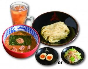 三田製麺所 レディースセット