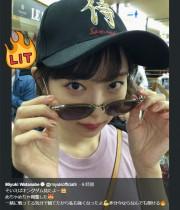 【エンタがビタミン♪】渡辺美優紀『キングダム』に影響された姿に反響 「強そう!!」「倒されたい」