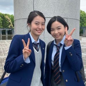 """【エンタがビタミン♪】田辺桃子『俺スカ』で""""姑息""""女子を好演"""