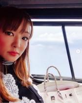 【エンタがビタミン♪】神田うの、家族旅行の帰路もヘリコプターで 一人娘は「三重県だーーい好き」