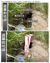 【海外発!Breaking News】墓地で穴にはまった逆立ち状態の変死体見つかる(台湾)