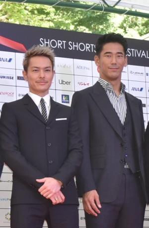 【エンタがビタミン♪】三代目JSB今市隆二、俳優デビュー作に「良い信頼関係で撮影に臨めました」