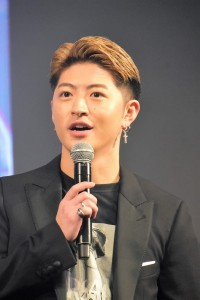 『Ghosting』で主演の佐野玲於(GENERATIONS from EXILE TRIBE)