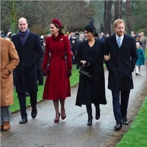 【イタすぎるセレブ達】ヘンリー王子夫妻、ウィリアム王子夫妻との共同チャリティーから年内離脱へ