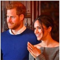 【イタすぎるセレブ達】ヘンリー王子&メーガン妃、息子同伴で家族初公務へ 今秋アフリカ訪問を発表