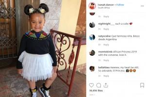 【海外発!Breaking News】ウィル・スミス夫妻も絶賛! 南アフリカの6歳少女が圧巻のダンス<動画あり>