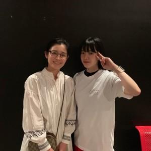 【エンタがビタミン♪】石田ひかり、あいみょんと念願の初対面 「可愛かった素晴らしかったカッコ良かった」