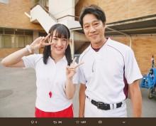 【エンタがビタミン♪】HKT48田島芽瑠、映画 『泣くな赤鬼』で堤真一との共演振り返り「沢山助けて頂きました」