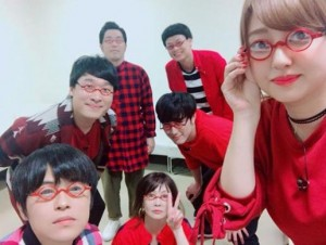 『VS嵐』に「山ちゃん」チームで参戦した菊地亜美(画像は『菊地亜美 Ami Kikuchi 2017年11月23日付Instagram「今日19時~VS嵐 山ちゃんが好きな人集めたチームで出演させていただいてます」』のスクリーンショット)