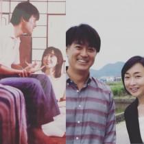 【エンタがビタミン♪】川上麻衣子&石黒賢、懐かしの『青が散る』ショットに「私の青春でした」の声