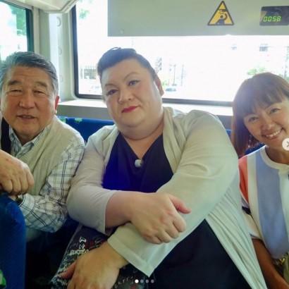 【エンタがビタミン♪】マツコ『路線バスで寄り道の旅』に初登場 バス車内でド迫力