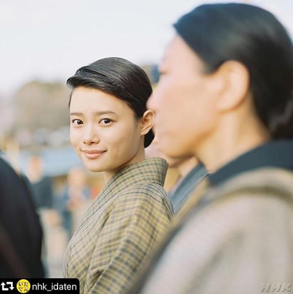 シマちゃん先生役の杉咲花(画像は『杉咲花 2019年6月23日付Instagram「こんなにも、ドラマを見てくださった方々が シマさんのことを想って哀しんでくださること、素晴らしい役を演じさせてもらうことができたんだ、と、とても幸せな気持ちです。」』のスクリーンショット)