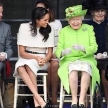 """【イタすぎるセレブ達】エリザベス女王、メーガン妃の誕生日を""""特別なプラン""""でお祝いすることに"""