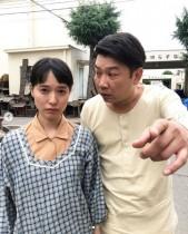 【エンタがビタミン♪】戸田恵梨香、TKO木本に「こわいおじさんが…凄く怖い気持ち…」 まるでコントの2ショット公開