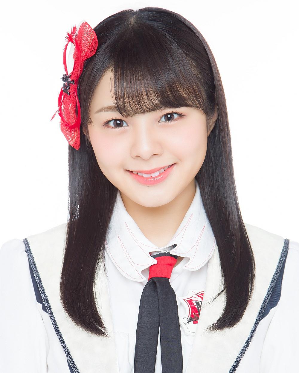 AKB48新シングル『サステナブル』に選抜入りしたNGT48本間日陽(C)AKS