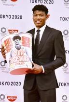 【エンタがビタミン♪】八村塁選手、好きな富山弁は「ちんちんかいかい」 初出演CMに「すごくかっこいい!」とご満悦