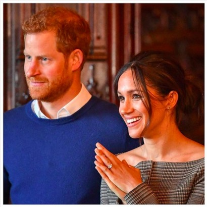 """【イタすぎるセレブ達】ヘンリー王子&メーガン妃、愛息の洗礼式は""""非公開""""で行うことに プライバシー主張する夫妻に国民は怒り"""