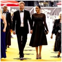 【イタすぎるセレブ達】ヘンリー王子&メーガン妃、地元パブでランチデートを楽しむ