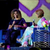 【イタすぎるセレブ達】ミシェル・オバマ元大統領夫人、ホワイトハウスでの子育てを振り返る お泊まり会もSP護衛付きで