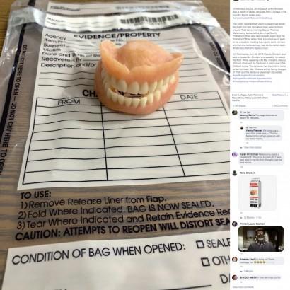 【海外発!Breaking News】盗んだ「総入れ歯」をはめて街に繰り出していた女が逮捕(米)
