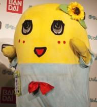【エンタがビタミン♪】池江璃花子の誕生日 ふなっしーが祝福「素晴らしい日に希望に溢れる梨汁ブシャー」