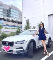 【エンタがビタミン♪】アンミカ、日本で1台の愛車を披露 「車に乗るなら私はボルボ」