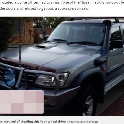 【海外発!Breaking News】10歳~14歳の少年少女4人が965キロのドライブ 途中で給油未払いも(豪)