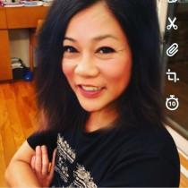 """【エンタがビタミン♪】ネプチューン名倉、アプリで懐かしの""""ナグラット潤子""""に 「普通にキレイ」の声も"""