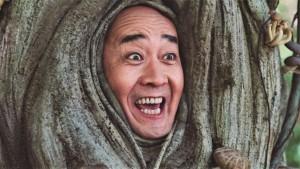 【エンタがビタミン♪】「きのこおじさん」になった小木茂光がシュールすぎる 「衝撃的」「ショッキング」と反響