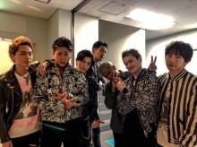 【エンタがビタミン♪】三代目JSB全員がエレベーターにぎゅう詰め 「仲良し感満載」で「一緒に乗りたい」ファン続出