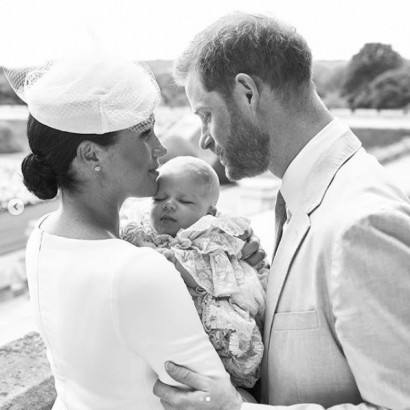 【イタすぎるセレブ達】アーチーくんの新ナニーは英国籍の有色人種女性 近代英王室で初の試み