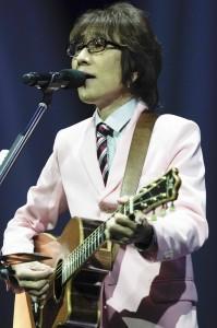 45周年記念スペシャルコンサートにて坂崎幸之助(C)上飯坂一