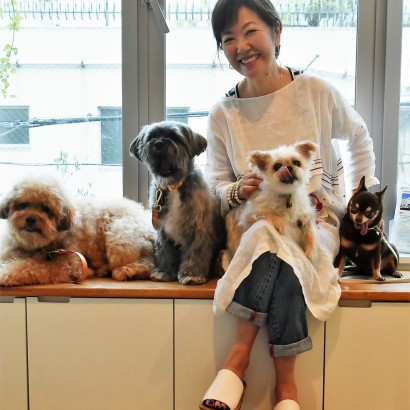 【エンタがビタミン♪】<浅田美代子インタビュー>里親になること「もっと普通に」 4匹と暮らし「保護犬はいいよと伝えたい」