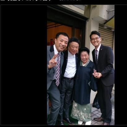 """【エンタがビタミン♪】現役漫才師・内海桂子""""96歳""""足の衰えを実感も「とにかくやるっきゃないか」に反響"""