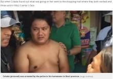 【海外発!Breaking News】ボーイフレンドの浮気相手、同性愛者の男に酸攻撃を受けた女性が失明(フィリピン)
