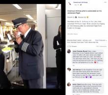 【海外発!Breaking News】最後のフライトを終えた機長 ゲートでのサプライズに涙「夢の仕事だった」(米)<動画あり>